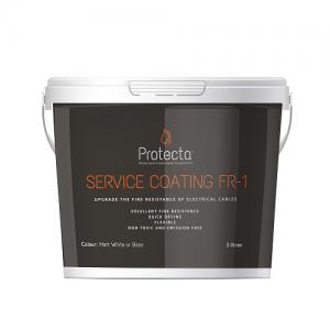 PROTECTA® Service Coating FR-1 Brandschutzbeschichtung für Kabelleitungen 3 l