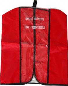 Textilný obal na prenosný hasiaci prístroj 6 kg / 6 l