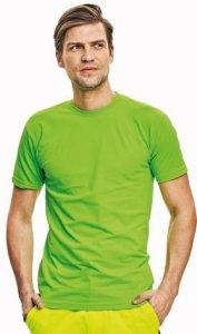 Červa TEESTA FLUORESTENT pánské tričko s krátkým rukávem
