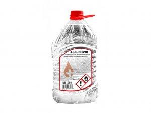 Dezinfekce na ruce i povrchy Anti-COVID 3 l