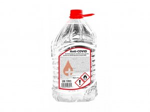 Dezinfekce na ruce i povrchy Anti-COVID 5 l