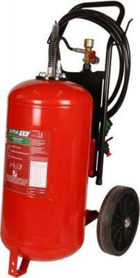 AVD AVD50L pojazdný hasiaci prístroj na hasenie lítiových batérií 50 l