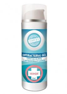 Antibakteriální gel na ruce 50 ml