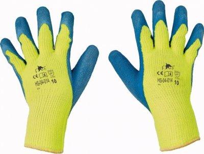 Červa NIGHTJAR pracovní a ochranné rukavice - akryl máčený v latexu - balení 12 párů