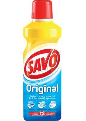 Dezinfekčný a čistiaci prostriedok Savo Original