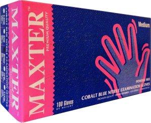 Jednorazové nitrilové rukavice 100 ks