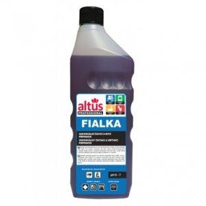 Univerzálny čistiaci prípravok s vôňou fialiek FIALKA