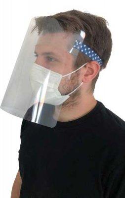 Gesichtschutzschild