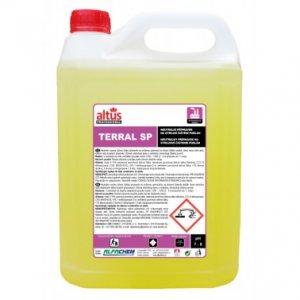 ALTUS Professional Terral SP - neutrální čisticí prostředek pro strojní čištění podlah