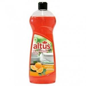 ALTUS Professional na nádobí - čisticí prostředek na mytí nádobí s vůní pomeranče