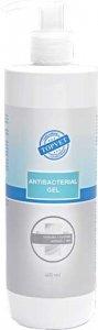 Antibakteriální gel na ruce 400 ml s pumpičkou