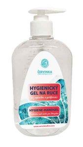 Hygienický gél ČERVINKA 500 ml