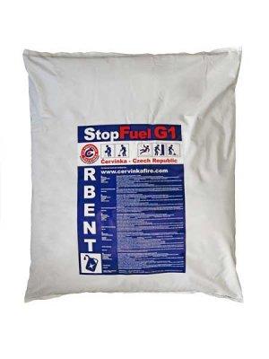 Červinka StopFuel G1 sypký sorbent 10 kg