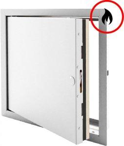 Brandschutz-Inspektionstür für Mauerwerk EI45/EW90