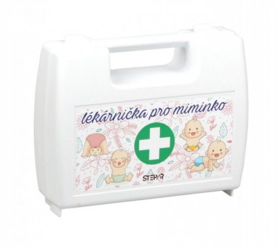 Lékárnička pro miminko