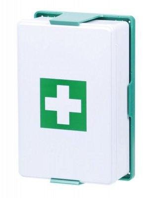 Mobilní nástěnná lékárnička pro 20 osob