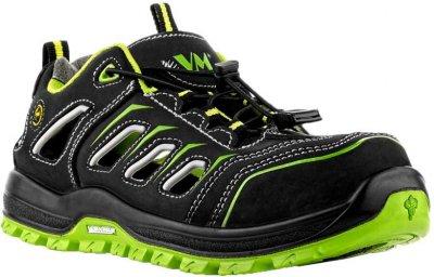 VM VANCOUVER bezpečnostná obuv - sandále