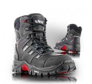VM PORTLAND pracovní obuv - poloholeňová