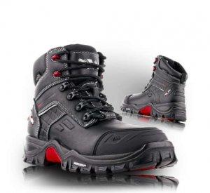VM ROCKFORD bezpečnostní obuv - kotníková