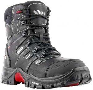 VM PORTLAND bezpečnostní obuv - poloholeňová