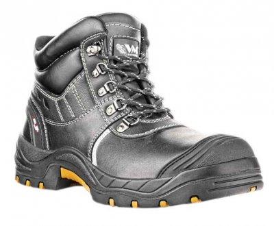VM LUXEMBURG bezpečnostná obuv - členková