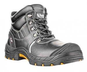 VM LUXEMBURG bezpečnostní obuv - kotníková