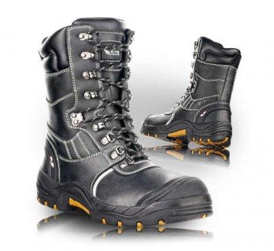 VM GLASGOW pracovní obuv - poloholeňová