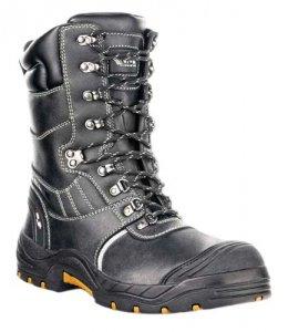 VM GLASGOW bezpečnostná obuv - poloholeňová
