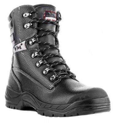 VM LONDON bezpečnostná obuv - poloholeňová