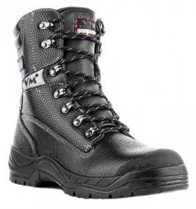 VM LONDON bezpečnostní obuv - poloholeňová