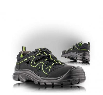 VM KANSAS Sicherheitsschuhe - Sandale