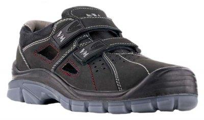 VM LINCOLN Sicherheitsschuhe - Sandale