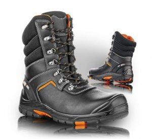 VM MARYLAND bezpečnostní obuv  - poloholeňová
