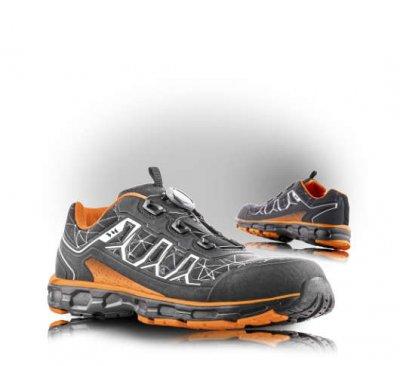 VM LOUISIANA bezpečnostní obuv - polobotky s BOA