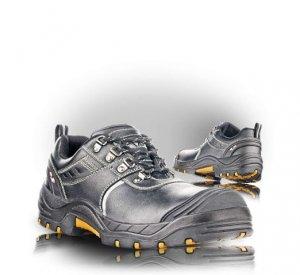 VM ANDORRA bezpečnostní obuv - polobotky