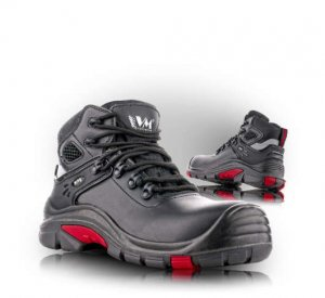 VM DALLAS bezpečnostná obuv - členková