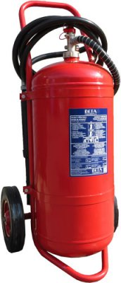Beta P50 BETA-S Fahrbarer Pulverlöscher 50 kg (IVB)