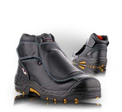 VM REYKJAVIK bezpečnostní obuv - kotníková - s ochranou nártu