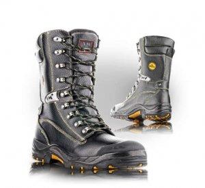VM BELFAST bezpečnostní obuv - holeňová