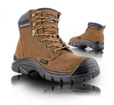 VM VADUZ zimní  pracovní obuv - farmářka - kotníková