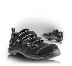 VM LYON bezpečnostní obuv - sandály