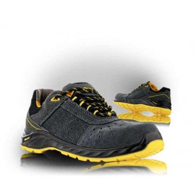 VM BARCELONA bezpečnostní obuv - polobotky