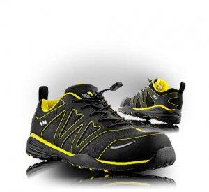 VM NASHVILLE bezpečnostní obuv - polobotky