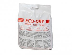 ECO-DRY PLUS UED010 - univerzální sypký sorbent 10 kg