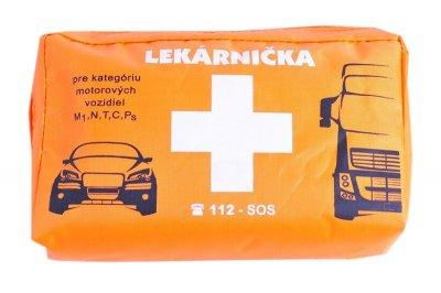 PANACEA SK lekárnička pre osobné a nákladné vozidlá v textilnom obale