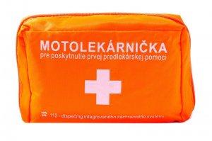 PANACEA SK lekárnička pre motorové vozidlá v textilnom obale