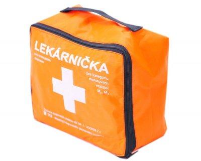 PANACEA SK lekárnička pre hromadnú / verejnú dopravu v textilnom obale