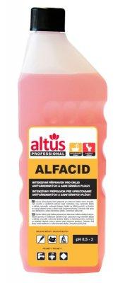 Intenzivní sanitární čisticí prostředek ALTUS Professional ALFACID