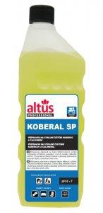 ALTUS Professional Koberal SP čistiaci prostriedok na strojné čistenie kobercov so sviežou vôňou