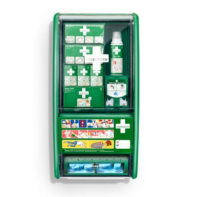 Cederroth CD 51011003 Erste-Hilfe-Station gegen Verbrennungen